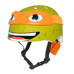 Teenage Mutant Ninja Turtle Michelangelo Helmet