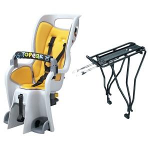 Topeak Baby Seaet II Disc Rack Bike Baby Seat