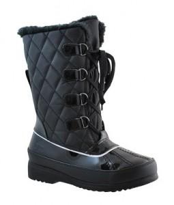 Totes Girls Snow Boot Karen Style