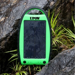Upow Solar Charger