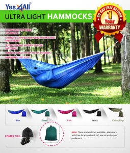Top 10 Best Portable Hammocks In 2018 Review