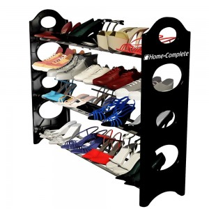 Best Shoe Rack Organizer Storage Bench - Store up to 20 Pair in Your Closet Cabinet or Entryway -Easy to Assemble-No Tools Required- A Christmas Gift Idea L