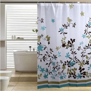 Top 10 Best Shower Curtains Decorative in 2017 Review