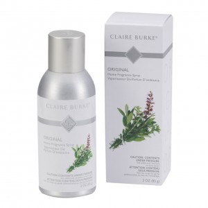 Claire Burke Home Fragrance Spray- Original