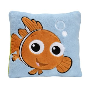 Disney Nemo Decorative Pillow, Teal