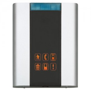 Honeywell RCWL330A1000N P4-Premium Portable Wireless Door Chime and Push Button