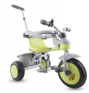 Joovy Tricycoo Tricycle, Greenie