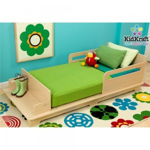Modern Toddler Bed