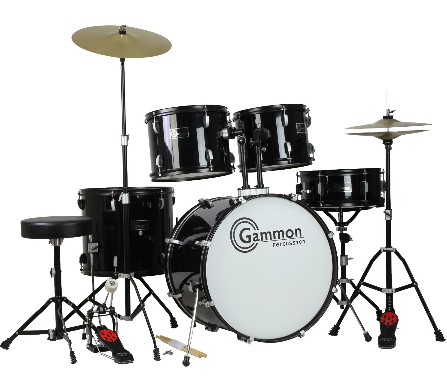 Top 10 Best Drum Sets For Beginners And Professionals In 2020 Review