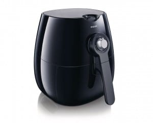 Philips HD922026 AirFryer with Rapid Air Technology, Black