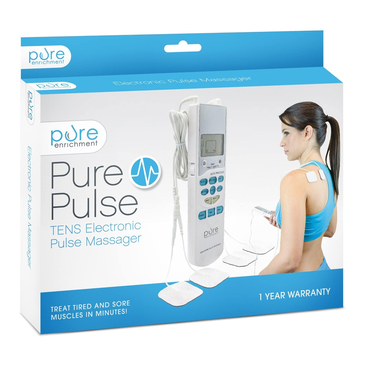 Top 10 Best Electronic Pulse Massagers In 2020 Review