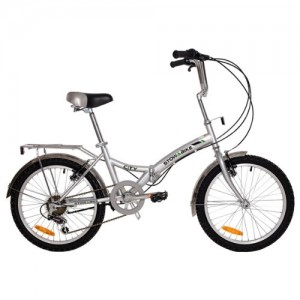 Stowabike 20 City Bike Compact Folding 6 Speed Shimano Bicycle