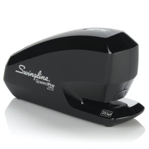 Swingline Electric Stapler, Speed Pro 25 Sheets, Black (S7042140)