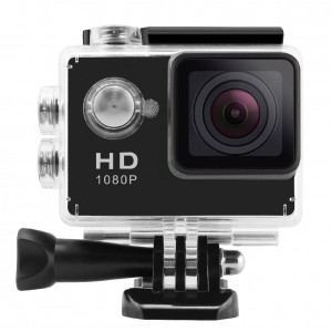 ANEX Action Camera Sports Camera HD 1080P 5MP 2.0 inch Digital Cam Video Underwater Camcorder