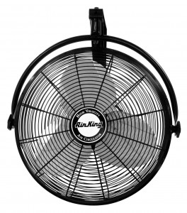 Air King 9020 16 HP Industrial Grade Wall Mount Fan, 20-Inch