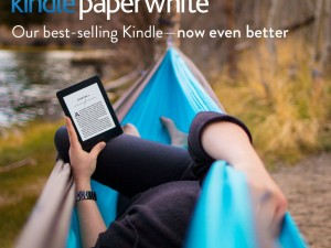 All-New Kindle Paperwhite, 6 High-Resolution Display (300 ppi) with Built-in Light, Wi-Fi - Includes Special Offers