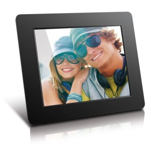 Aluratek ADPF08SF 8-Inch Digital Photo Frame -800x600 Hi Resolution