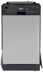 Avanti Model DWE1802SS Built-In Dishwasher, Stainless Steel