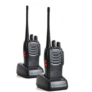 BaoFeng BF-888S Two Way Radio (2pcs)