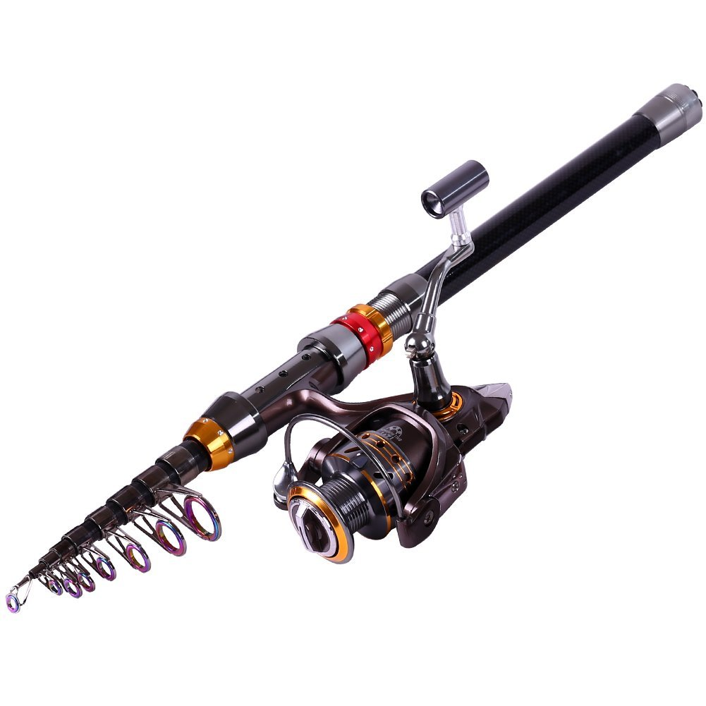 Top 10 Best Fishing Rods In 2020 Review