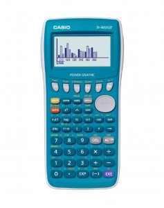Casio Fx7400 Fx-7400gii Power Graphic Scientific Calculator High Resolution Display Screen Limited Edition 20kb RAM Turquoise Color Limited Edition