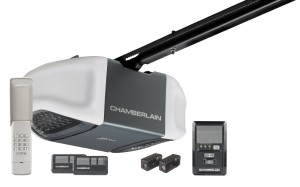 Chamberlain WD832KEV 12 HP MyQ Enabled Belt Whisper Drive Garage Door Opener