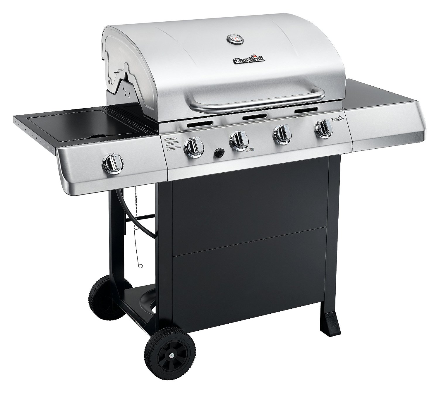 Top 10 Best Gas Grills In 2020 Review