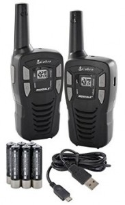Cobra Electronics CXT Walkie Talkie