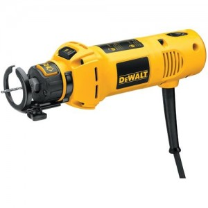 DEWALT DW660 Cut-Out 5 Amp 30,000 RPM Rotary Tool with 18-Inch and 14-Inch Collets
