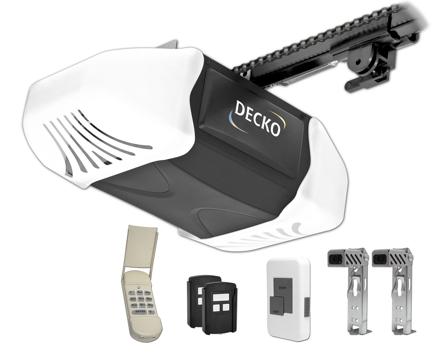 Top 10 best garage door openers in 2015 reviews for Fastest garage door opener