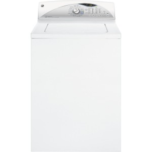 GE GTWN5650FWS 3.9 Cu. Ft. White Top Load Washer