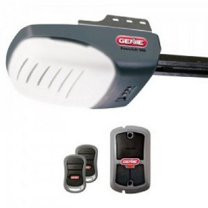 GEN37411V - GENIE 37411V Garage Door Opener with 1 2 HP AC Screw