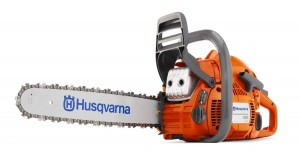 Husqvarna 450 18-Inch 50.2cc X-Torq 2-Cycle Gas Powered Chain Saw With Smart Start (CARB Compliant)
