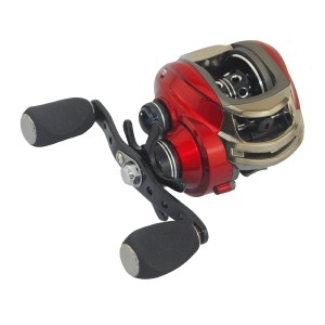 KastKing Royale Low Profile Baitcasting Fishing Reel Super Smooth Baitcaster with Oversized Handle Good Match For Any Baitcasting Rod
