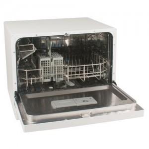 Koldfront 6 Place Setting Countertop Dishwasher - White