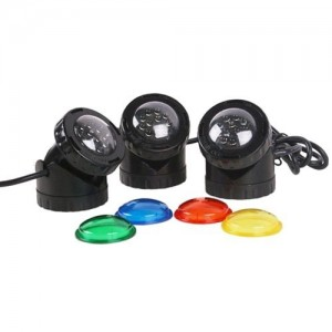 LED 3 Light Pond Light Kit