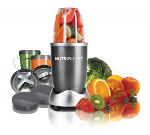 Magic Bullet NutriBullet 12-Piece High-Speed BlenderMixer System