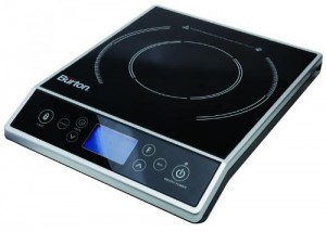 Max Burton 6400 Digital Choice Induction Cooktop 1800 Watts LCD