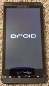 Motorola Motorola Droid X Verizon Android Smart Phone
