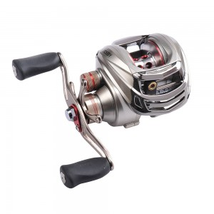 Noeby Baitcasting Fishing Reel 10+1 Ball Bearings Casting Reel RightLeft Handed Baitcast Fishing Reel Baitcaster