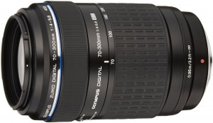 Olympus Zuiko 70-300mm f4.0-5.6 ED Lens for Olympus and Panasonic Standard Four Thirds Digital SLR Cameras