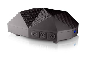 Outdoor Tech OT1800 Turtle Shell 2.0 - Rugged Water-Resistant Wireless Bluetooth Hi-Fi Speaker (Black)
