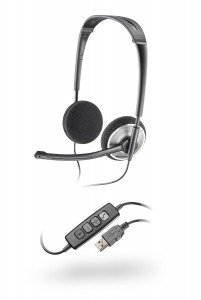 Plantronics .Audio 478 Stereo USB Headset
