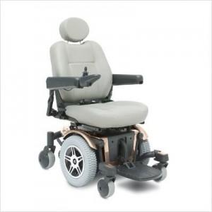 Pride Jazzy 600 Power Wheelchair