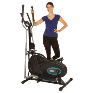 ProGear 300LS Air Elliptical with Heart Pulse Sensors