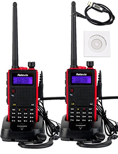 Top 10 Best Handheld Ham Radios 2020 Review