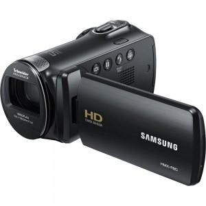 Samsung HMX-F80 Flash Memory Camcorder Black