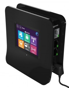 Securifi Almond - (3 Minute Setup) Touchscreen Wireless Router Range Extender