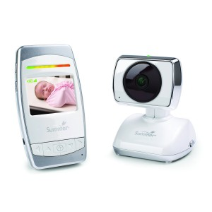 Summer Infant Baby Secure PanScanZoom Video Baby Monitor