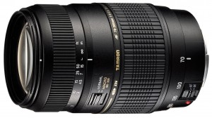 Tamron Auto Focus 70-300mm f4.0-5.6 Di LD Macro Zoom Lens for Canon Digital SLR Cameras (Model A17E)